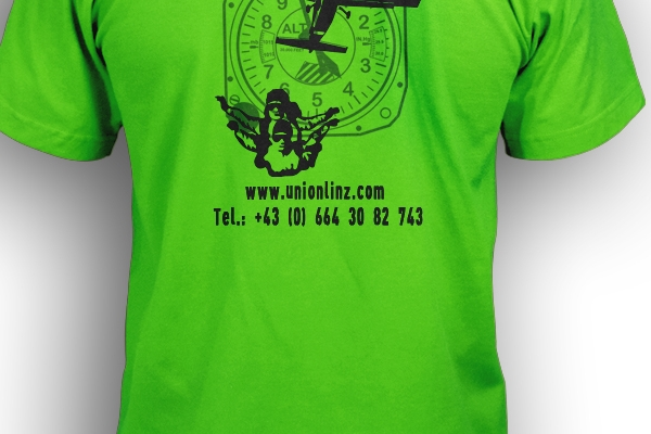 T-Shirt Union Linz